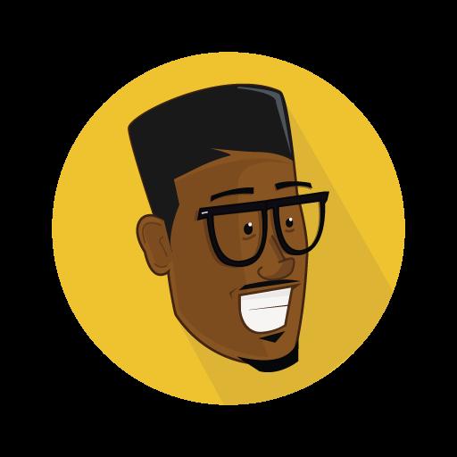 avatar business card design louis blackburn