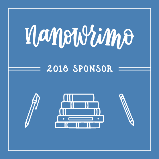 NaNo 2018 - Sponsor Badge - 555 x 555.png