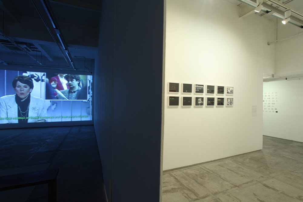 Installation view, Experimenter, Kolkata.