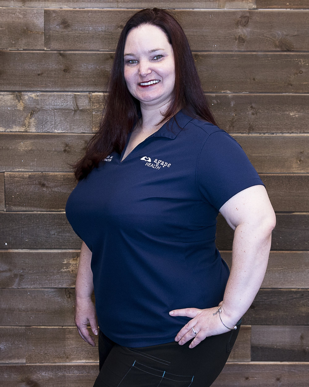 the doctor behind agapes animal chiropractic is dr brandi bradshaw learn about her below