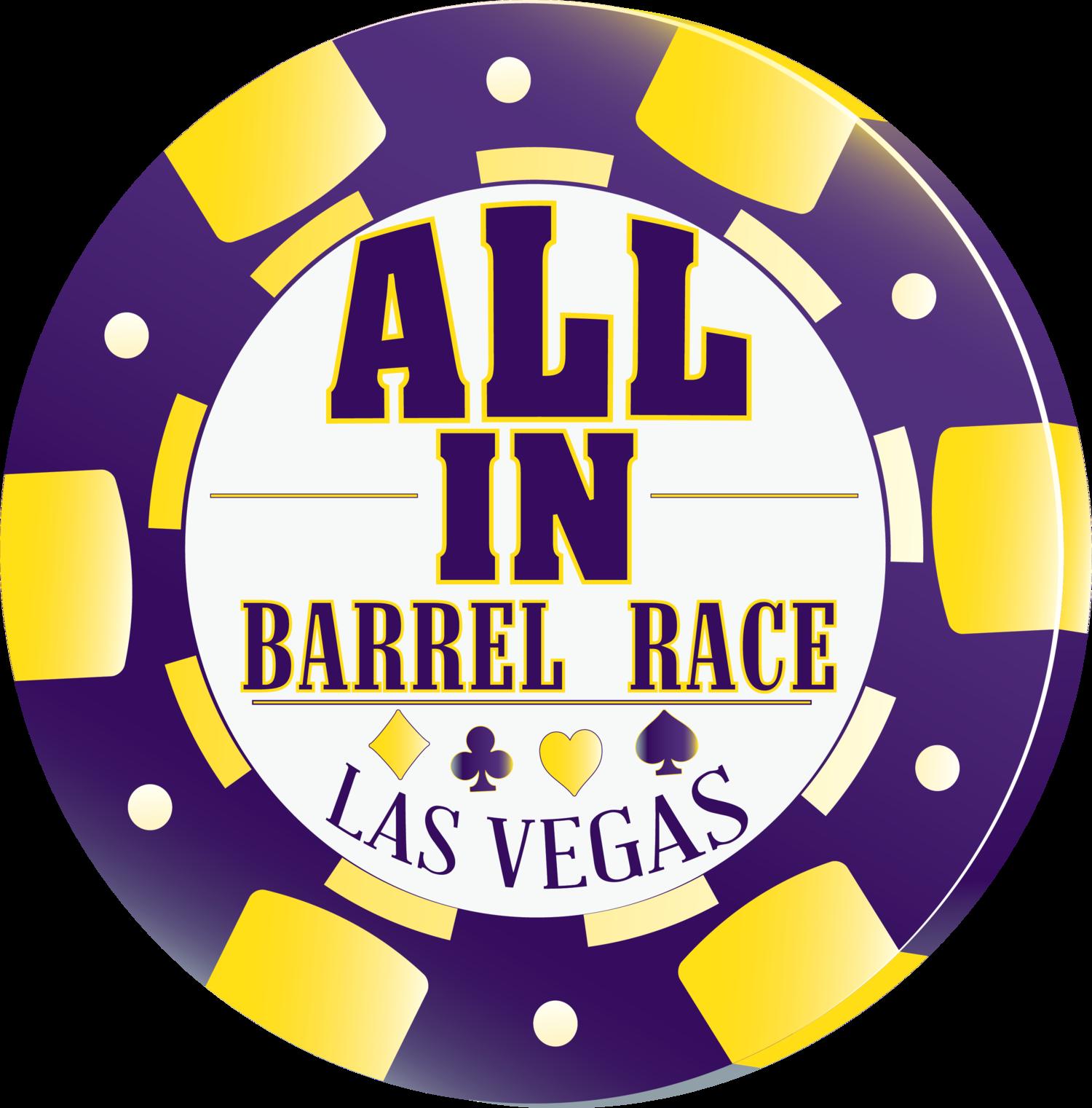ALL IN Barrel Race