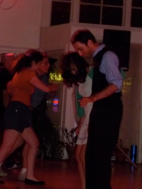Swing Dancing my way into his heart ;)