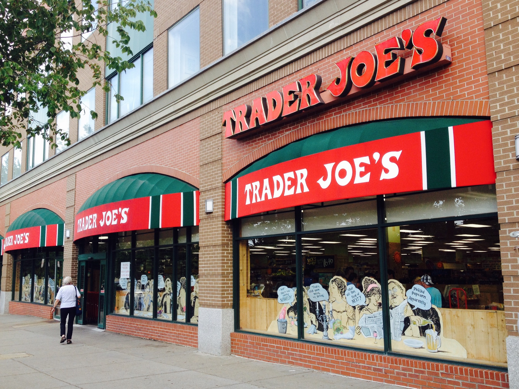 The original Trader Joe's in my book.