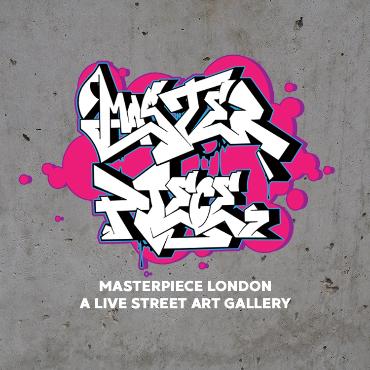 Masterpiece London: A live street art gallery