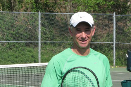 Bill Schillings | Director & Founder - After graduating from Penn State University where he was captain and played #1 singles and doubles, Bill competed on the Professional Satellite Tennis Circuit both in the United States and abroad. He now directs and manages Charlotte Tennis Academy, which he founded in 1989.  He coached college tennis, as an assistant, at Temple University where he received his Master's Degree in Sports Administration. Bill is USTA High Performance Developmental Coach as well as a USPTA P1 Professional.  He was recognized as the NCTA 2016 Tennis Professional of the Year.  Although his busy teaching schedule does not allow time for tournament competition these days, his previous competitive results include being ranked #1 in the Men's 25s division in both the STA and NCTA; winner of the 1995 NC State 35s Championship, and 2001 winner of the NC State 30s Championship.  Through his love of teaching tennis, his rapport with young people and his competitive experience, Bill has helped many juniors at CTA achieve success on the court and off.                                     FUN FACTS                    Favorite movies - Cool Hand Luke, Forrest Gump, The GraduateFavorite music - Fat Freddy's Drop, James Brown, (and many things found on Spotify)Favorite food - Cajun Yard Dog, El Valle Mexican, Pita Kabab Grill, everything Liz makeshobbies - disc golf, skiing, mountain biking, working outWhen I grow up …. don't want to grow up!Did you know …. Bill lived in Buffalo, NY and didn't start to play tennis until age 13