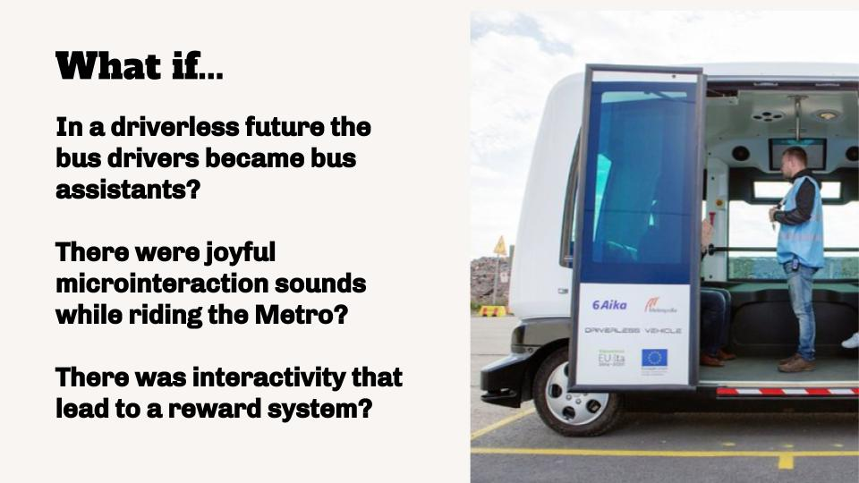 Rethinking What Public Transportation Can Be