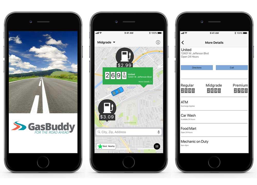 GasBuddy Mobile App Redesign