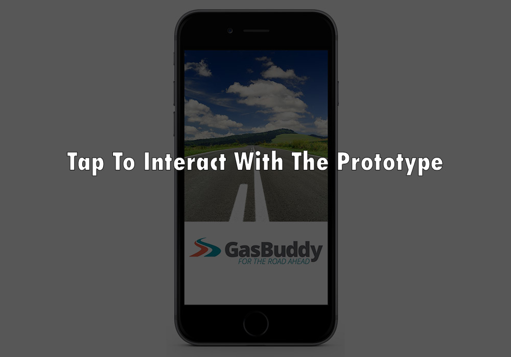 Gasbuddy Interactive Prototype