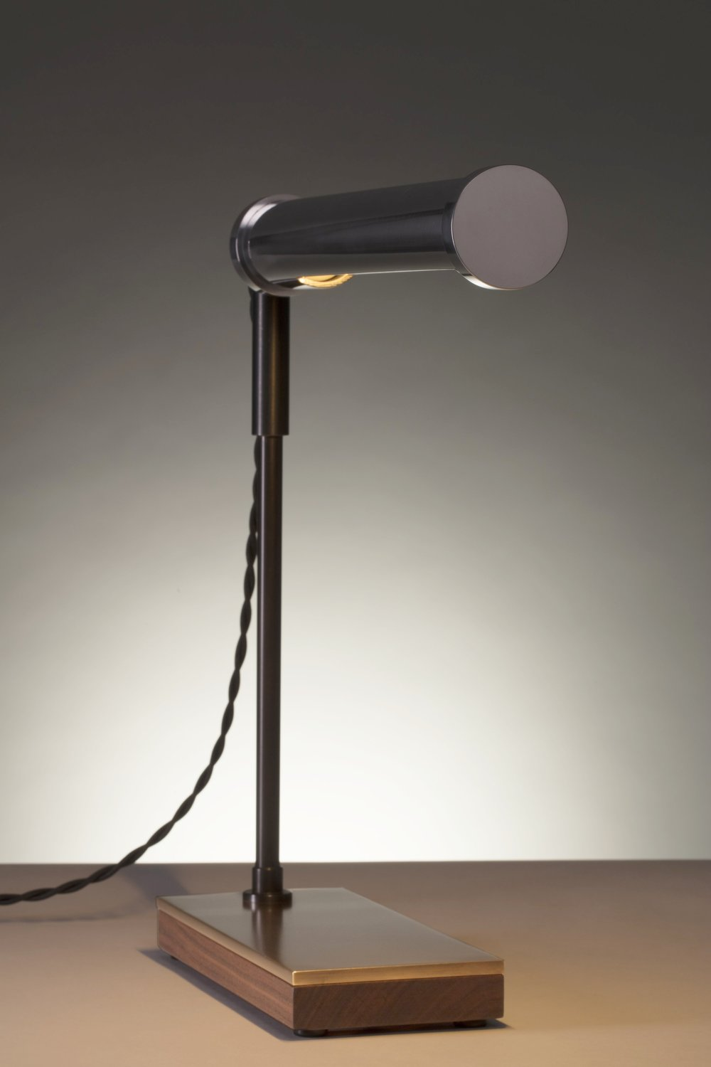 Cylinder Lamp by APD Argosy Product Division