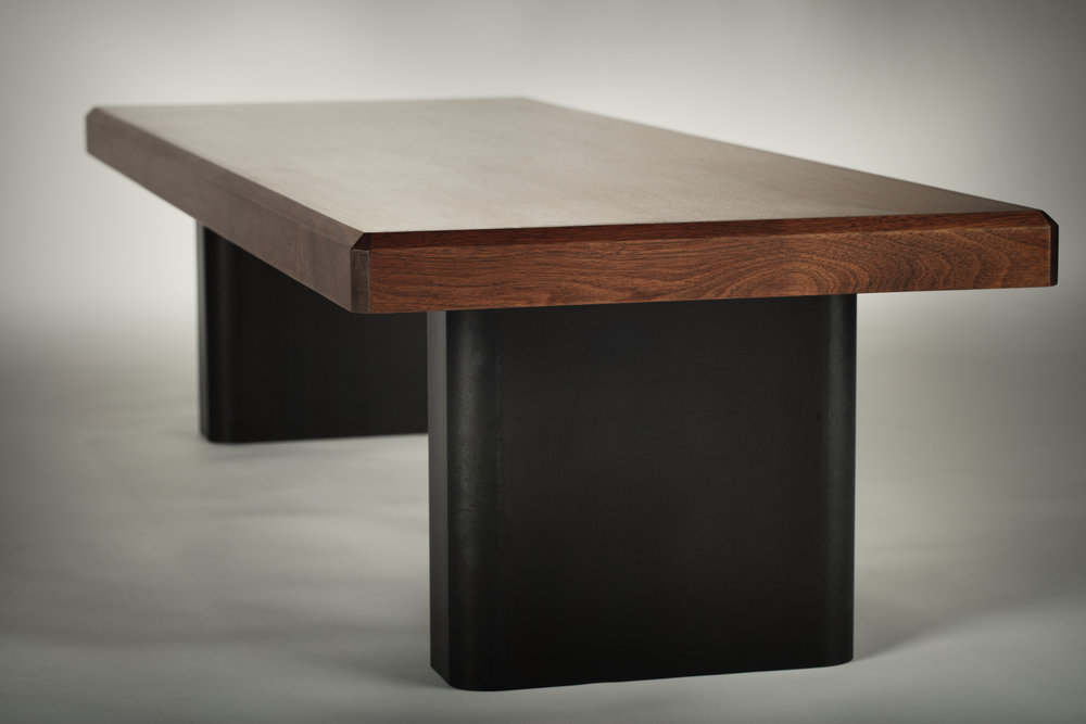 APD Argosy Product Division Bridge Table  Industrial & modern product design for contemporary interiors. We believe in quality, simplicity, craftsmanship, and attention to detail.