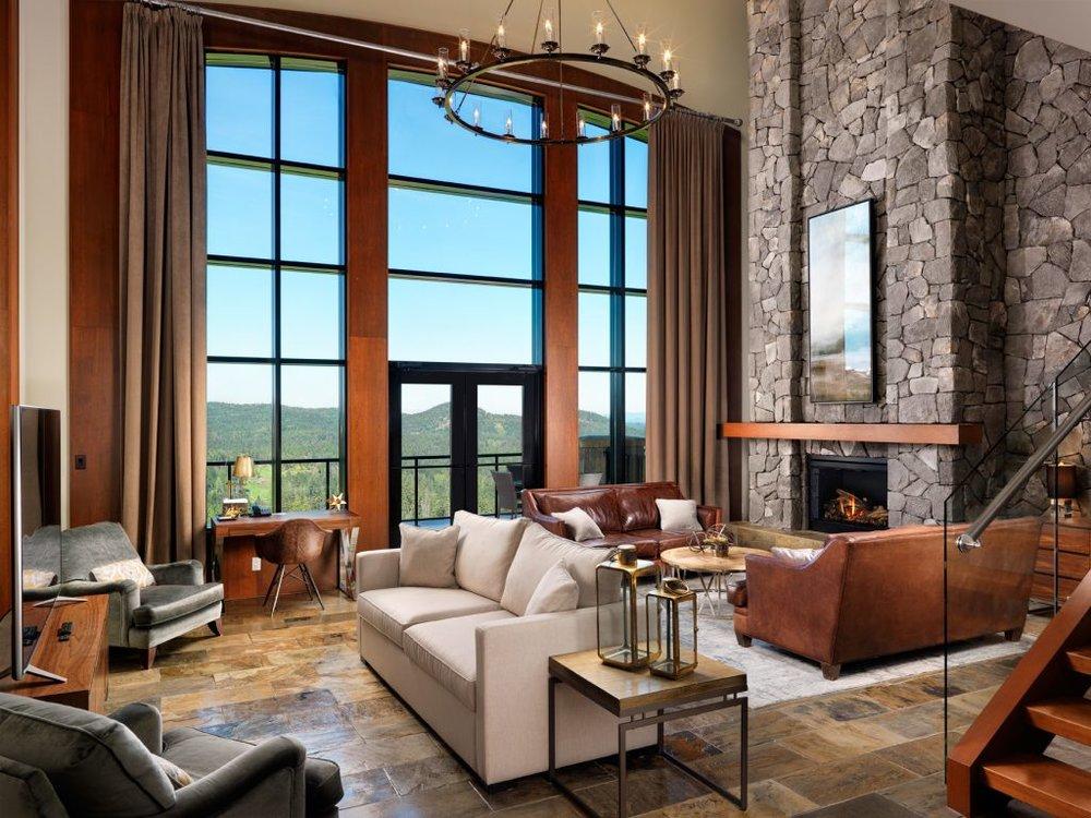Golf Proposal, Spa & Luxury Accommodations