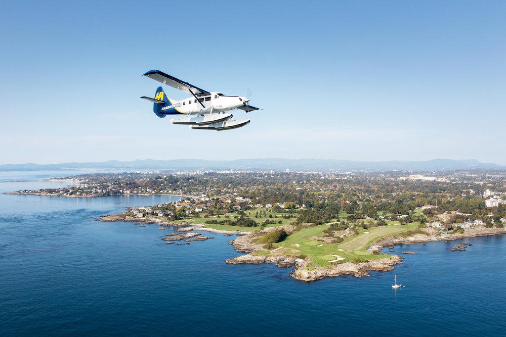 Victoria Aerial Seaplane Proposal