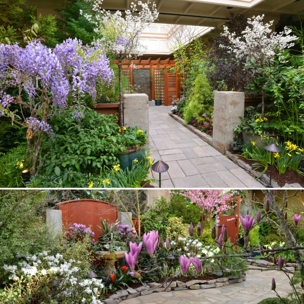 Indoor Spring Prelude Proposals at The Butchart Gardens (January 15 to March 15 annually)