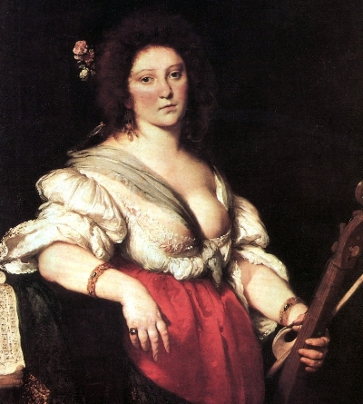 Barbara Strozzi - The life and career of Barbara Strozzi is a remarkable narrative of a supremely talented woman's triumph over the injustices of a harshly patriarchal society, but her importance today rests on the inspired beauty and virtuosity of her arias and cantatas. In recent years, as Strozzi's music has gradually been re-discovered (thanks in part to the availability of her music in Dr. Kolb's modern editions), she is  becoming recognized as one of the leading composers of vocal chamber music of the seventeenth century.