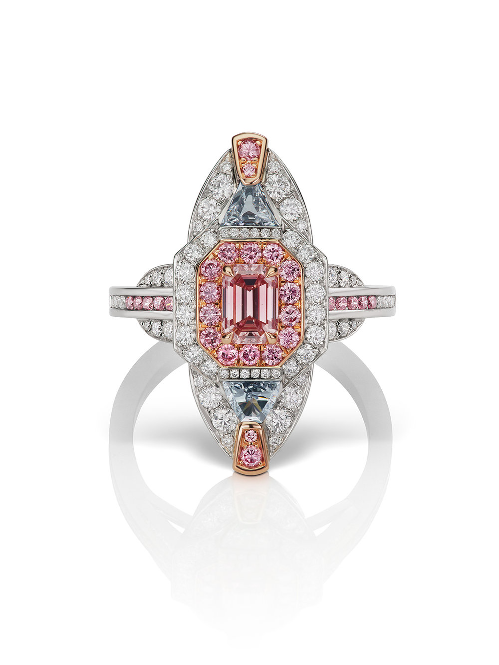 A Path to Exotic Diamonds