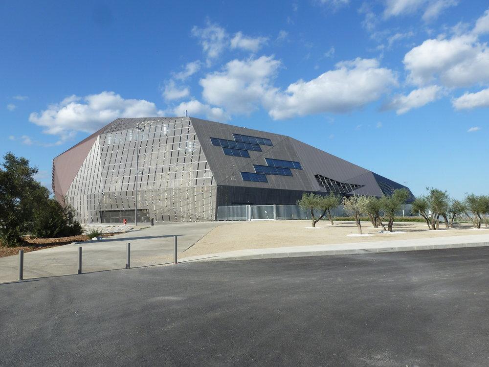 Salle de Musiques Actuelles et Contemporaines -