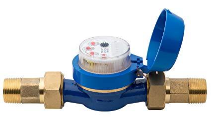 Example of a Flow Meter. Credit & Source: Hunter