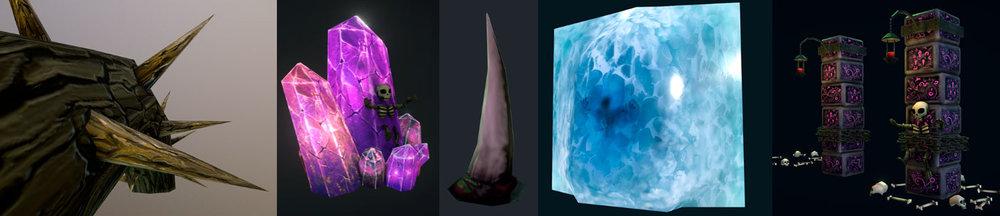 MageWorks - 3D Environment Assets