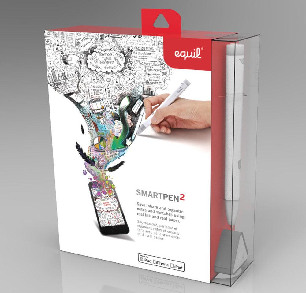 Equil Smartpen 2 - Illustration & Box Art