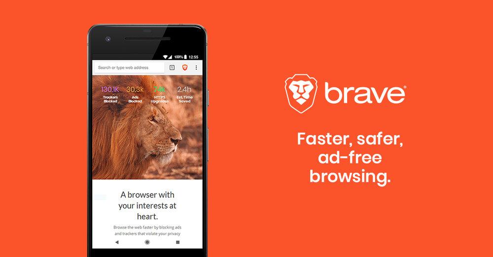 Brave Browser General Ad Campaign - 350 Digital Banner AdsStatic, Animated .gifs, & HTML5 vesionsEN, FR, SP, PG, JP, DE, KO, NL, NO, PL, SE