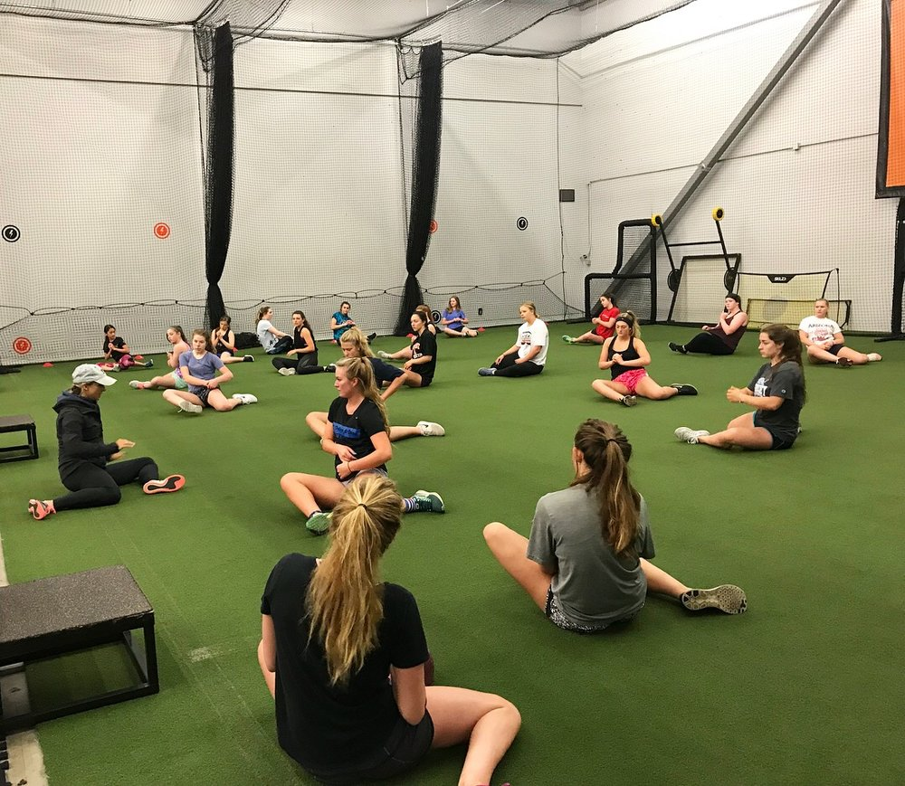 2018 Session @ Elite Sports Performance