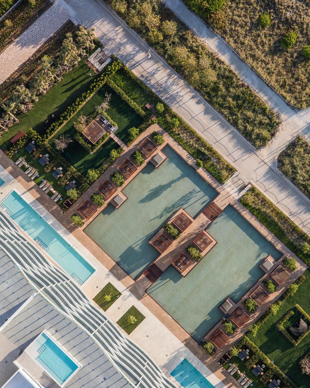 Fendi Chateau, Miami Beach, FL - Arquitectonica