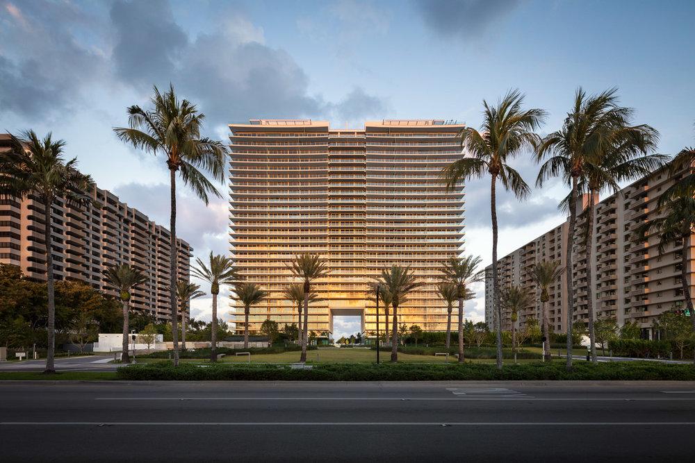 Oceana Bal Harbour, Bal Harbour, FL - Arquitectonica