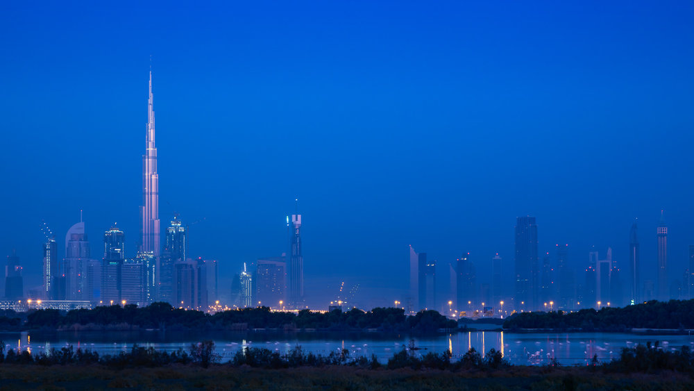 Burj Khalifa, Dubai - Skidmore, Owings and Merrill