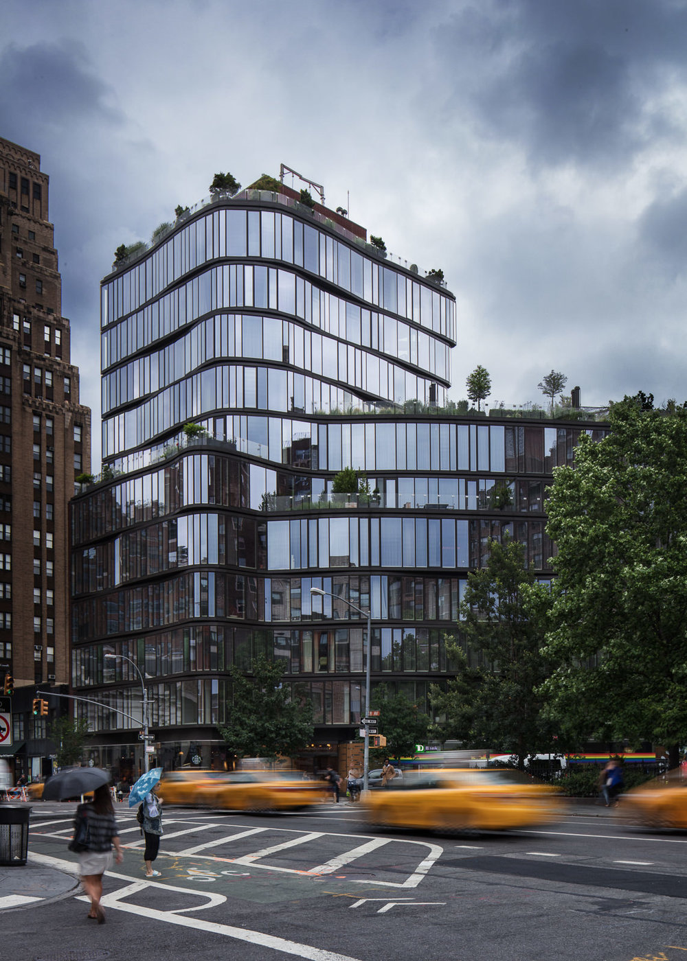 One Jackson Square, New York City, NY - Kohn Pederson Fox Associates