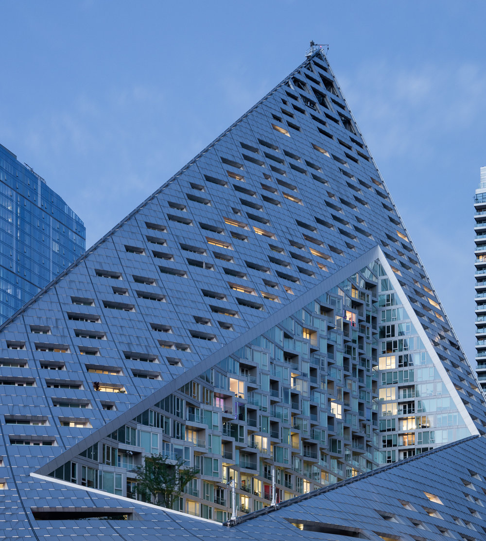 VIA 57 WEST, New York City, NY - Bjarke Ingels Group