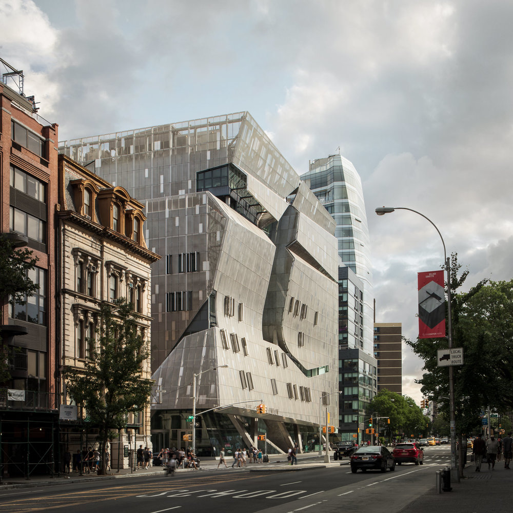 Cooper Union, New York City, NY - Morphosis Architects