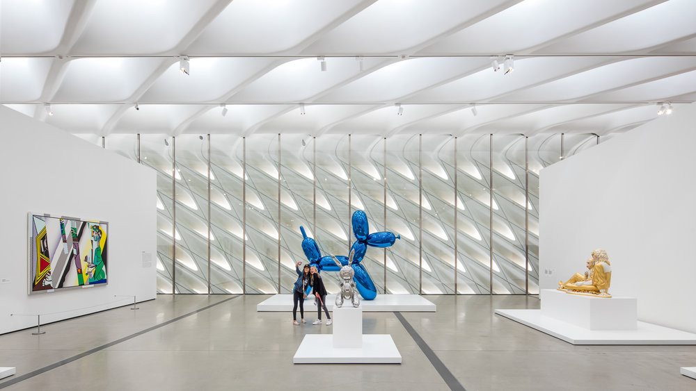 The Broad, Los Angeles, CA - Diller Scofidio + Renfro