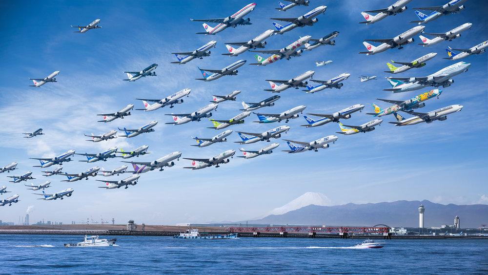 Tokyo Haneda 05 (Great Wave).jpg