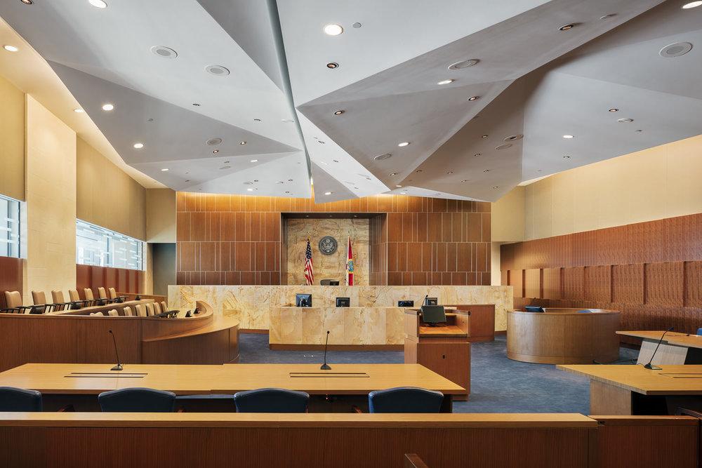 Wilkie Ferguson Federal Courthouse