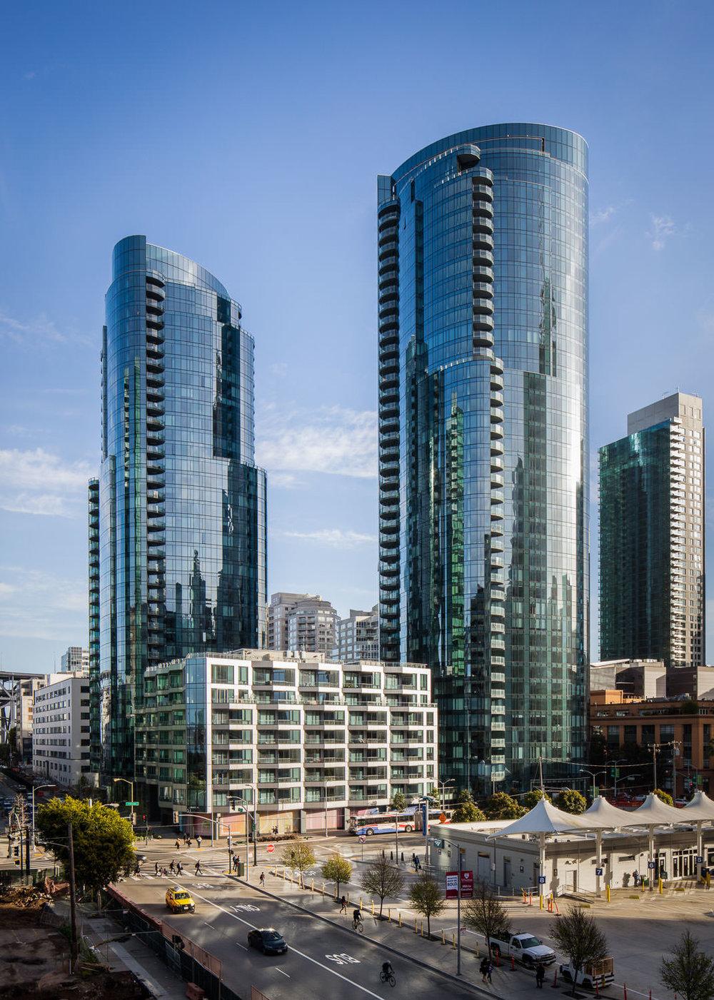 Lumina Towers, San Francisco