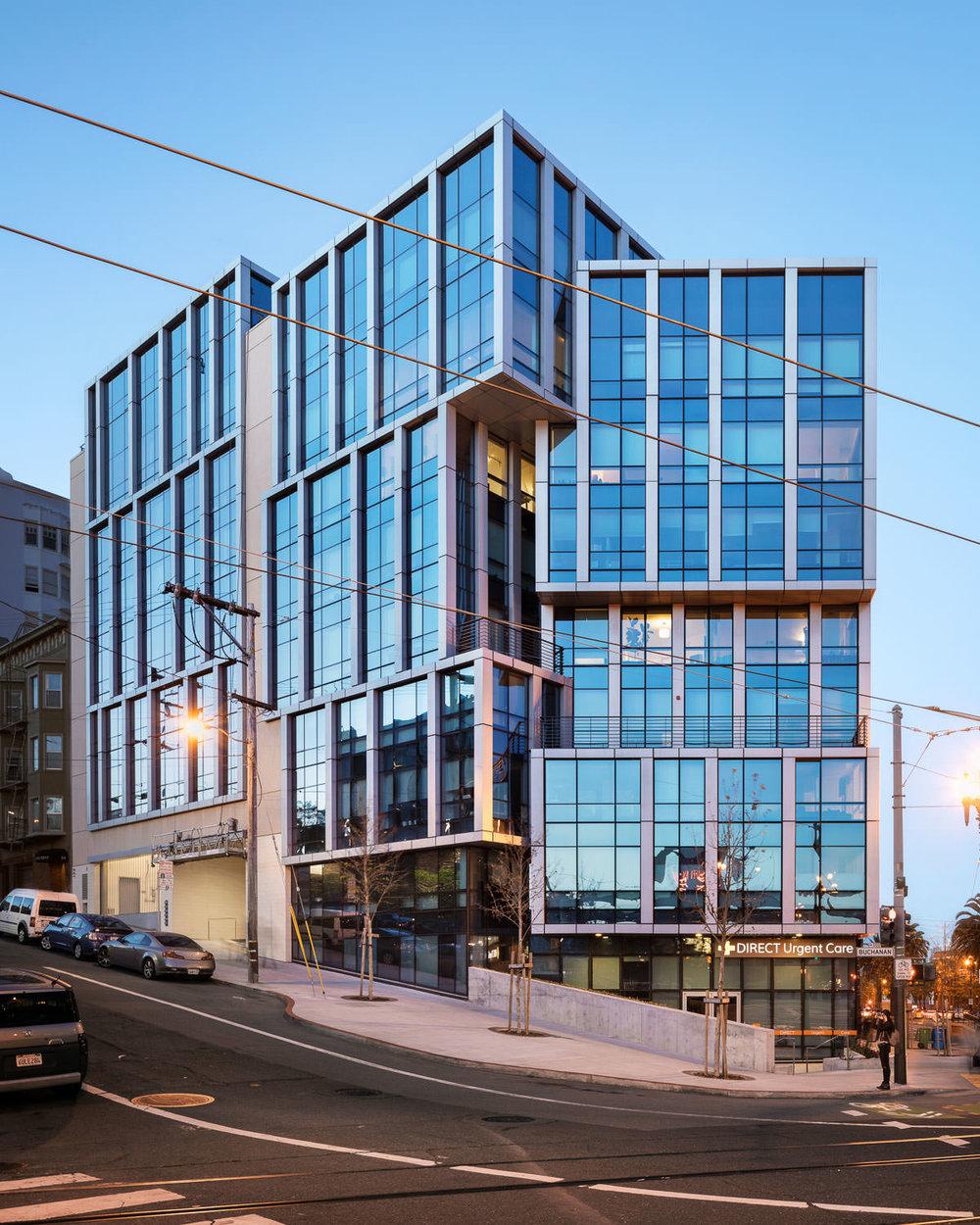 Linea Condominiums, San Francisco