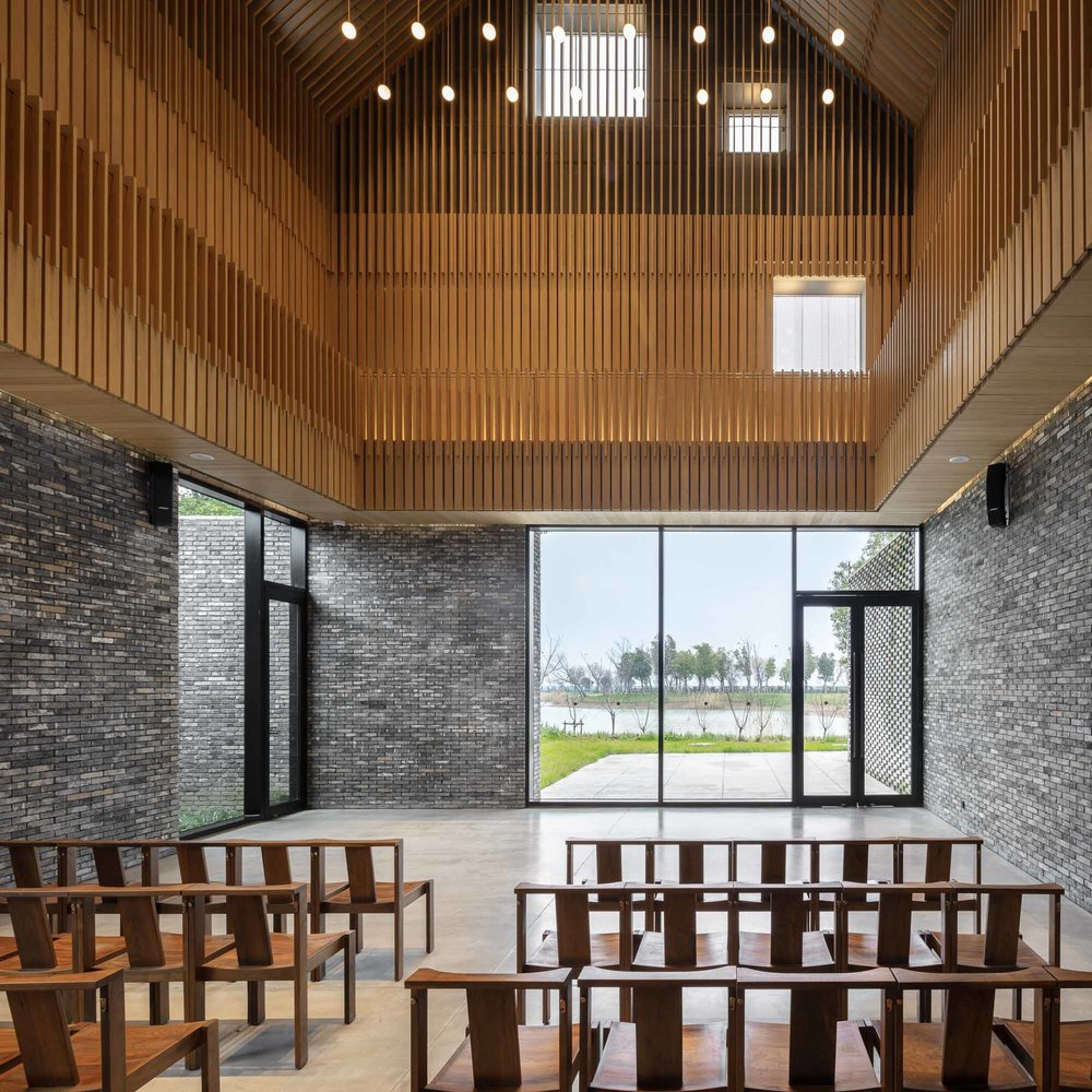 The Sanctuary, Suzhou, China - Neri & Hu