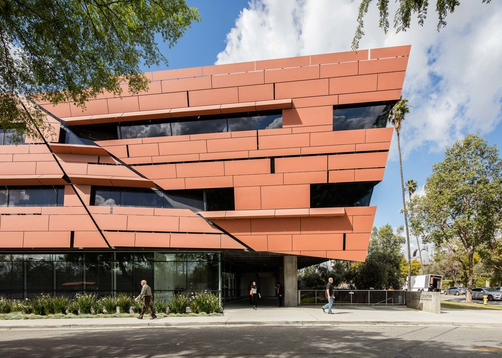 Cahill Center for Astronomy and Astrophysics, Pasadena, CA - Morphosis Architects