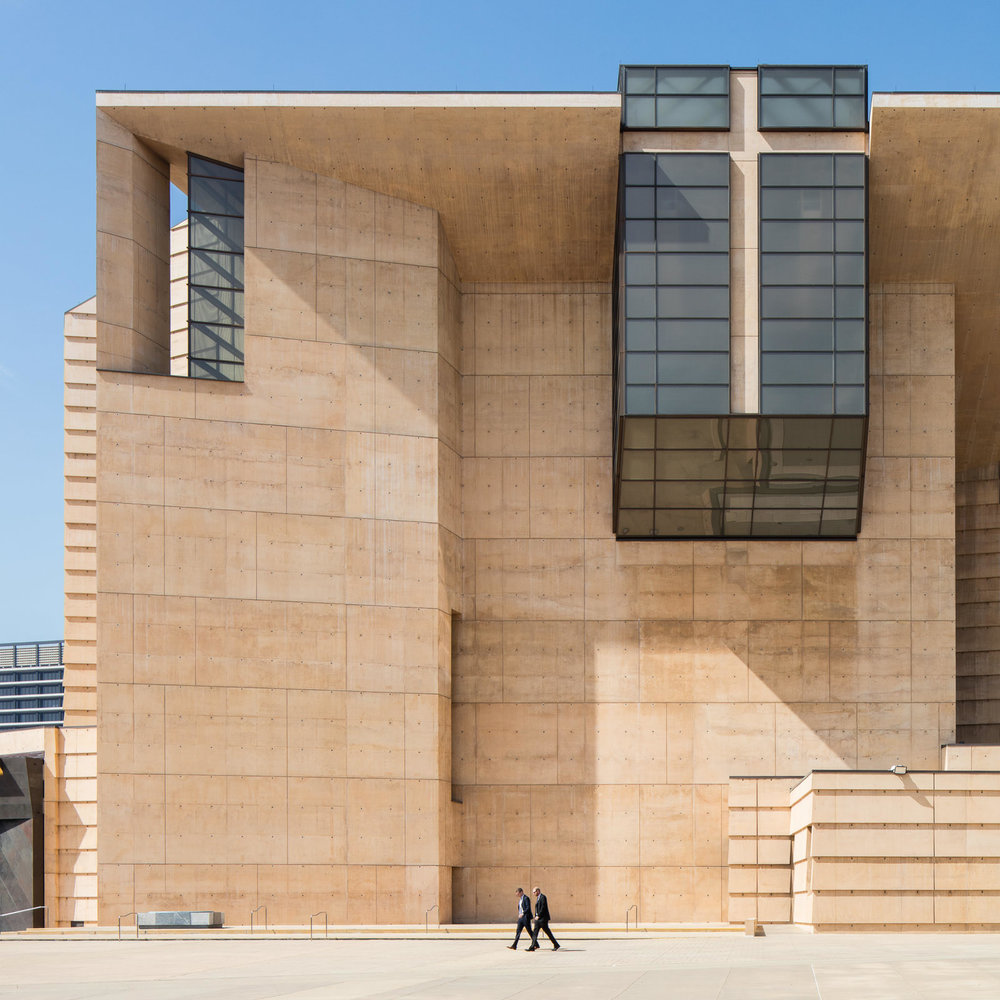 Cathedral of Our Lady of the Angels, Los Angeles, CA - Rafael Moneo / SPF:a
