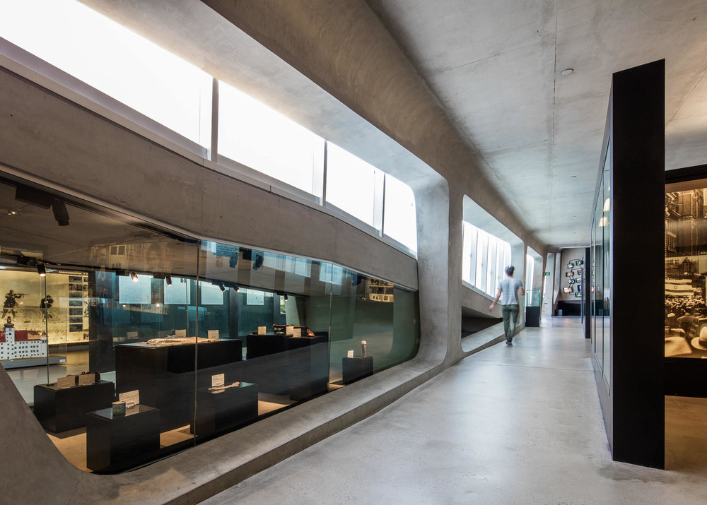 Los Angeles Museum of the Holocaust, West Hollywood, CA - Belzberg Architects