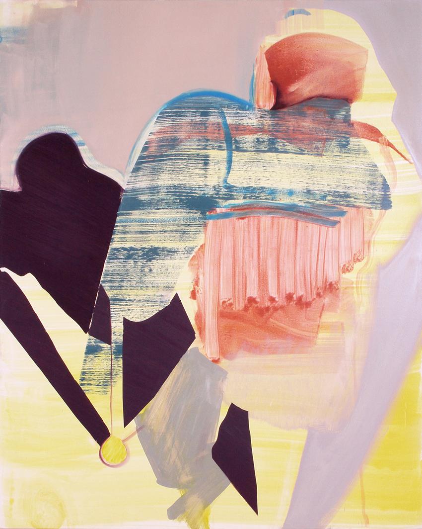 Walker, art by Gina Malek