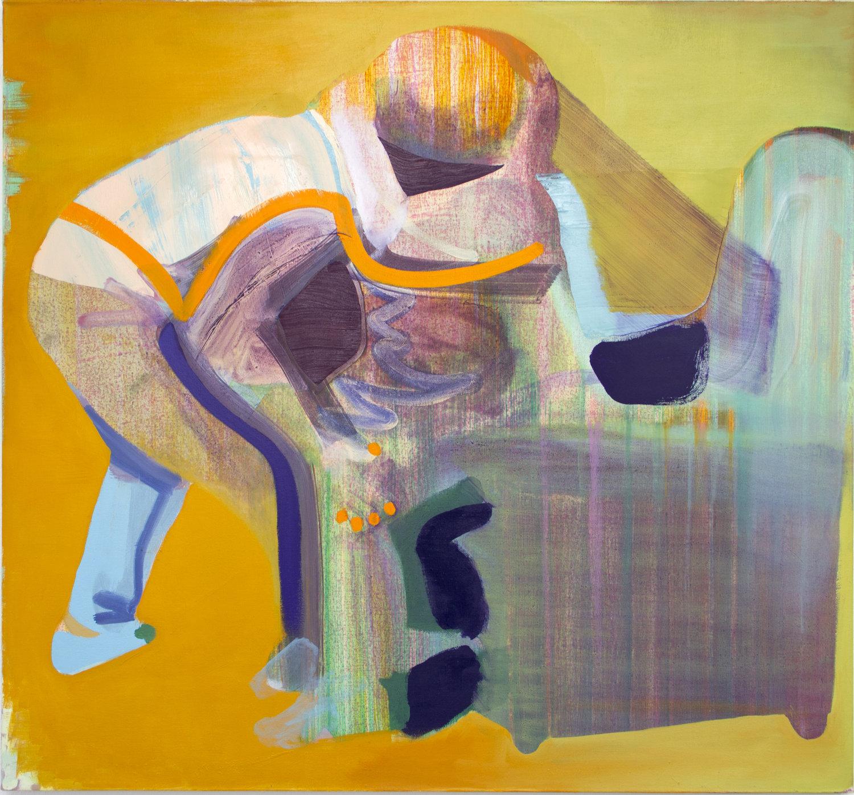 Forward, art by Gina Malek