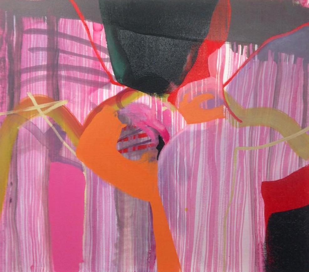 Thin Love, art by Gina Malek