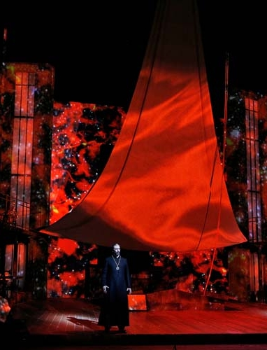 The Flying Dutchman - San Francisco Opera, 2013
