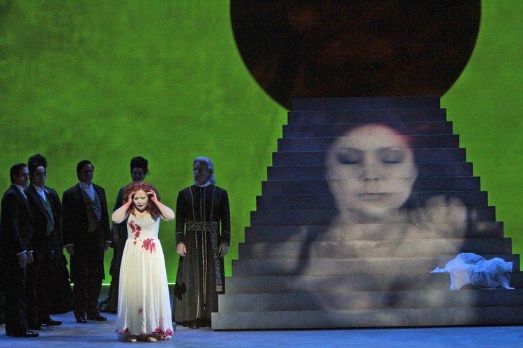 Lucia di Lammermoor - Los Angeles Opera, 2014