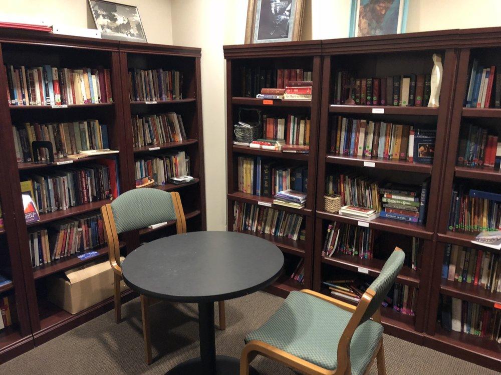 Library Ministry    sdfasdfasdf.