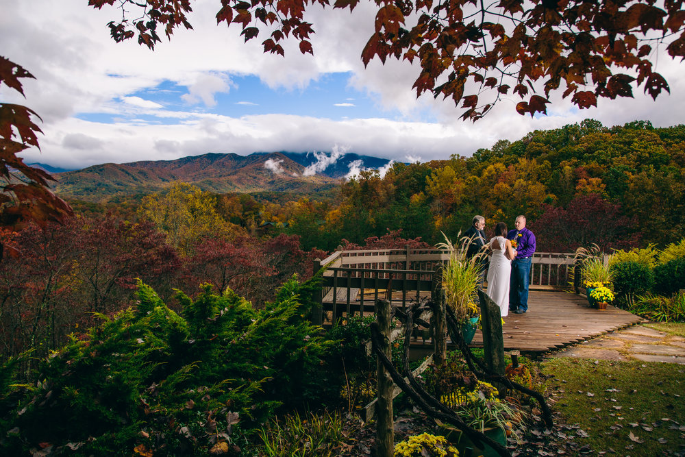 My Gatlinburg Wedding Gatlinburgs Most Popular Mountain Weddings