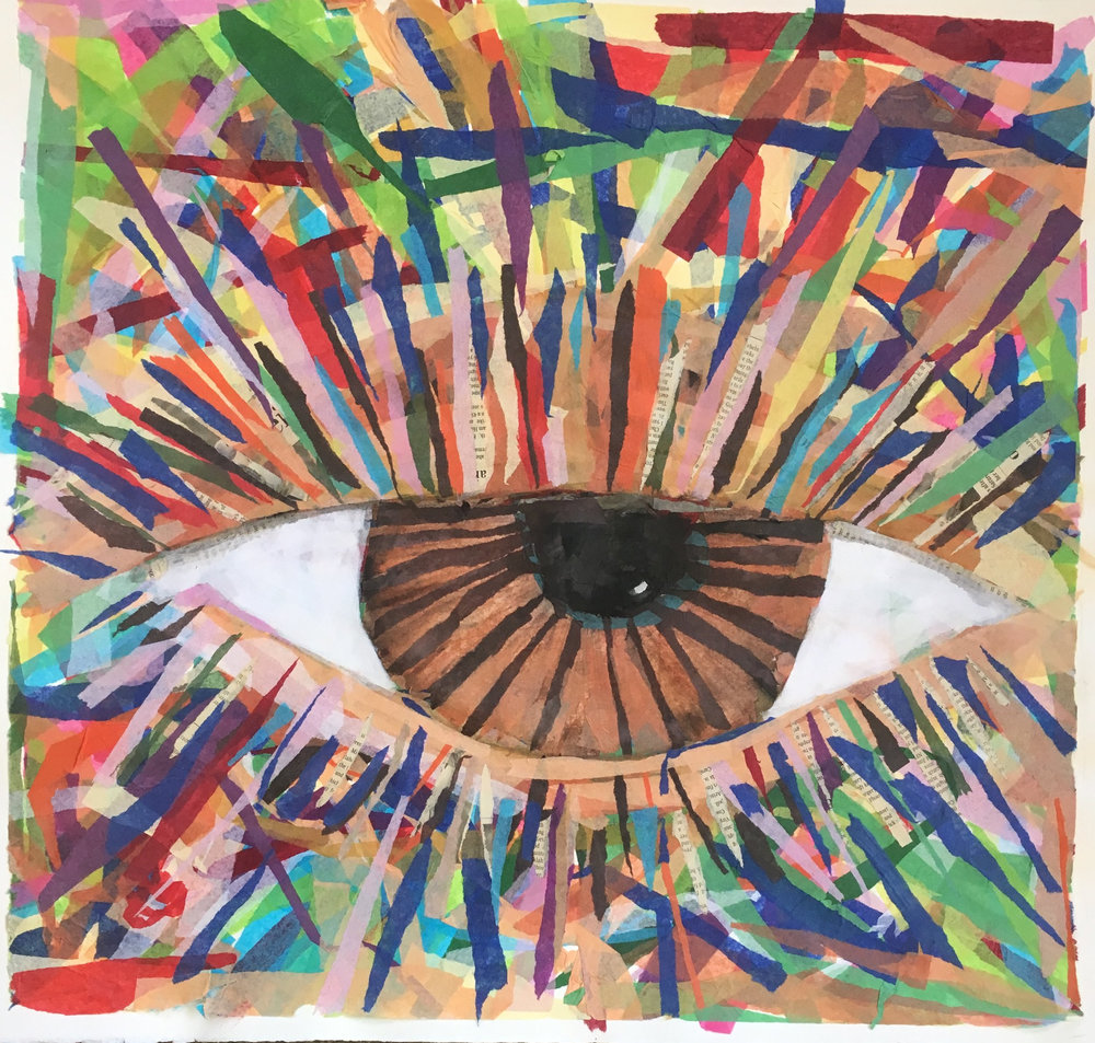 Art by Rachelle Oppenhuizen and members of Hope Reformed Church, Holland, Michigan