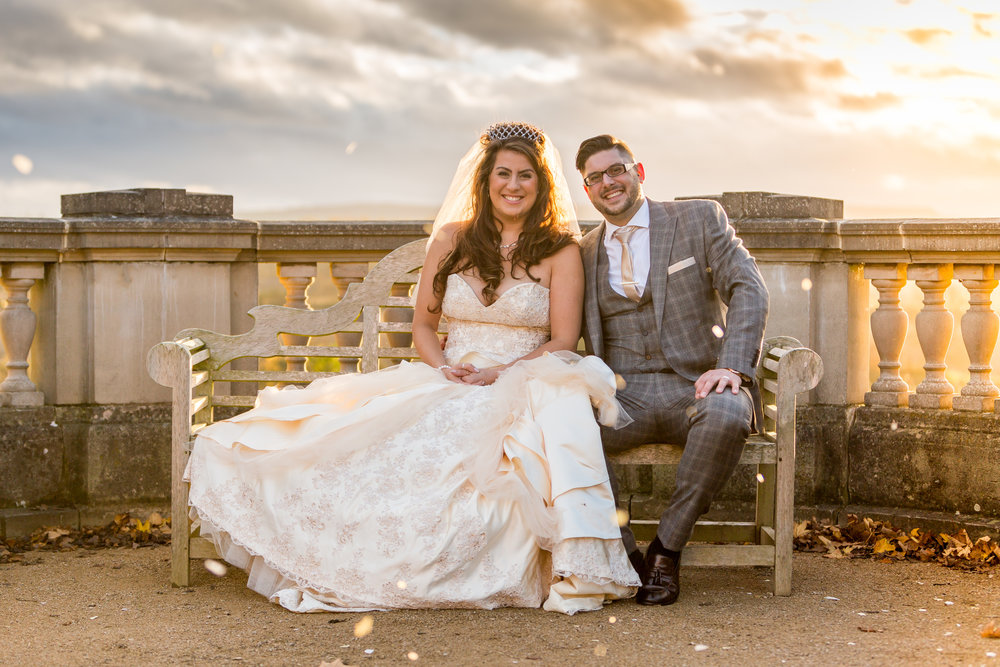 Gemma & Paul - The Wood Norton Evesham
