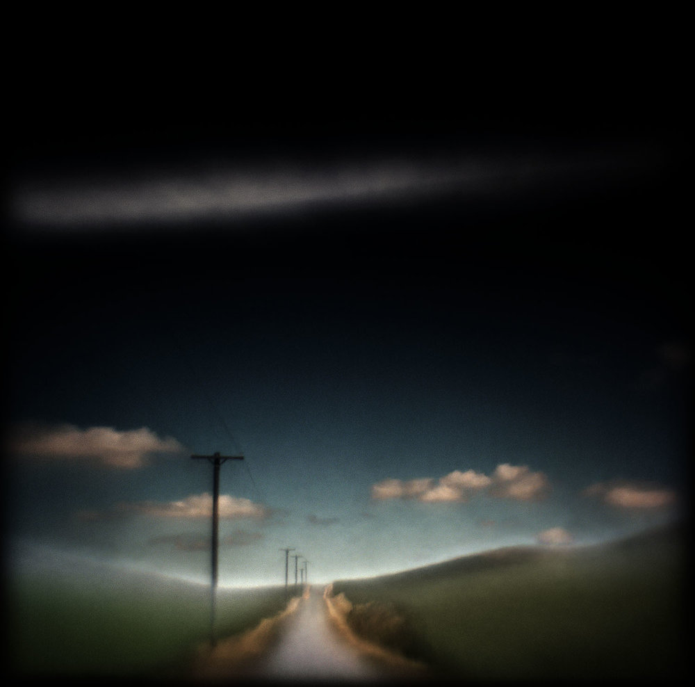 """Across Old Albion Road"""